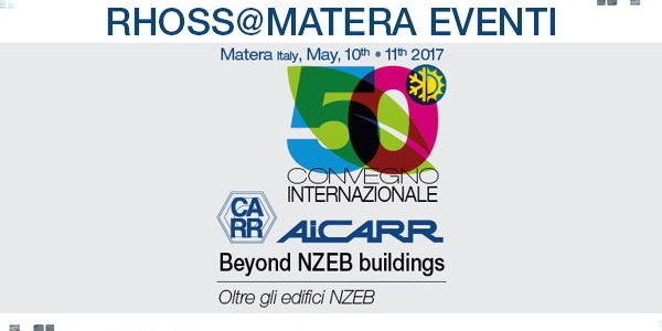 RHOSS@MATERA EVENTS