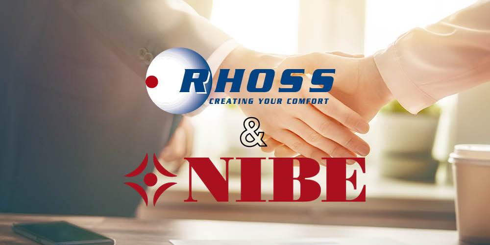 Rhoss, a part of NIBE Group